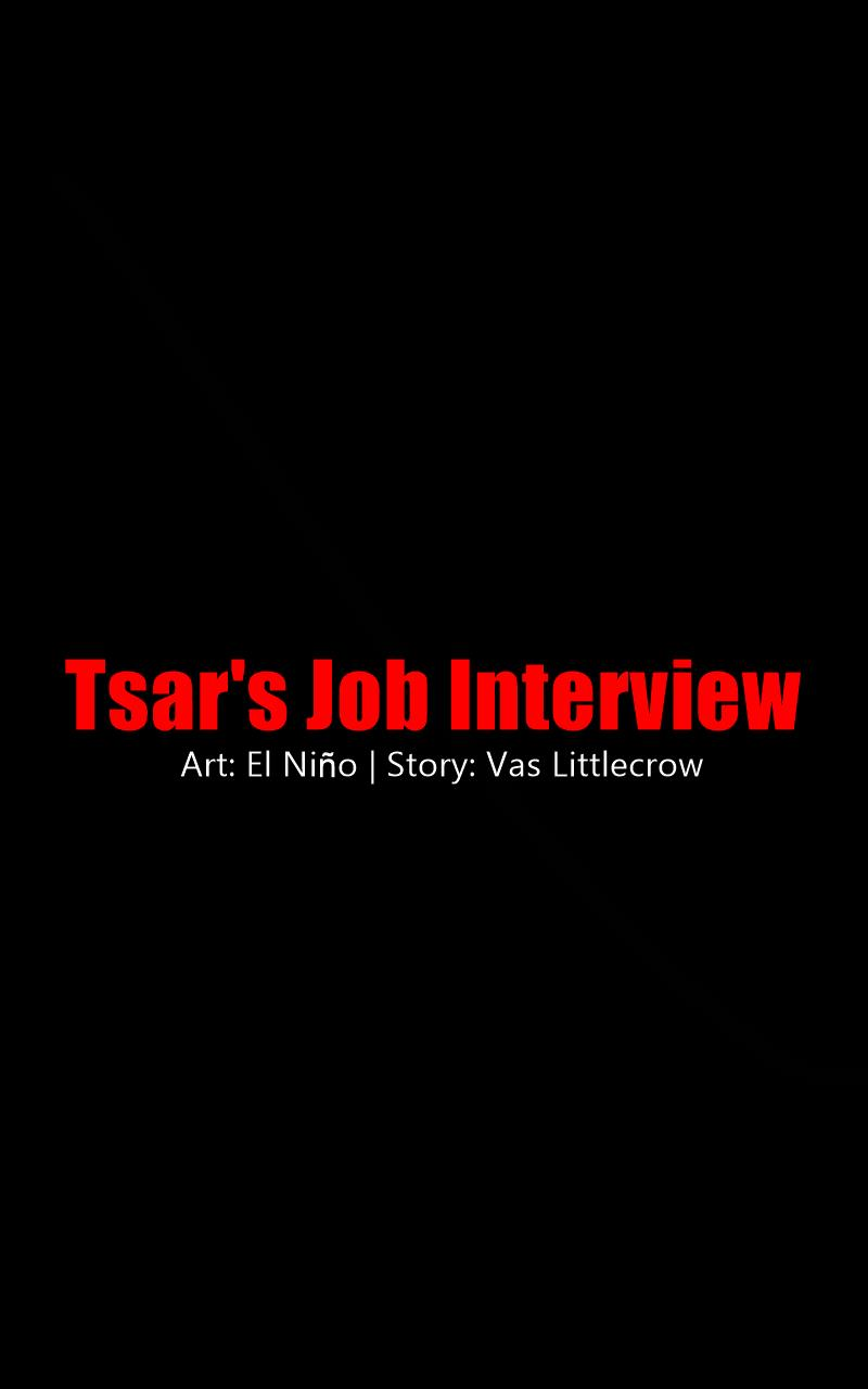 Tsar's Interview